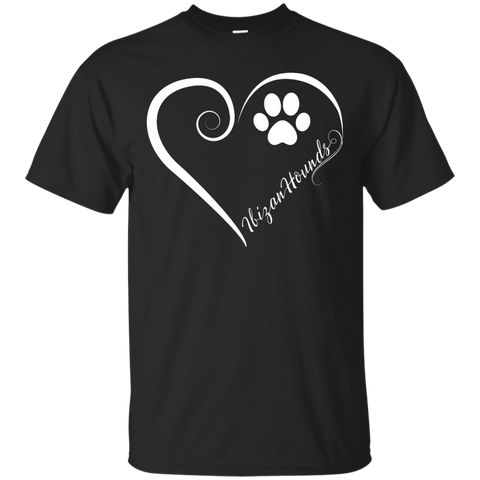 Ibizan Hound, Always in my Heart Tee