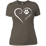Hokkaido, Always in my Heart Ladies' Boyfriend Tee