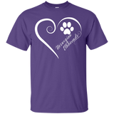 Norwegian Elkhound, Always in my Heart Tee