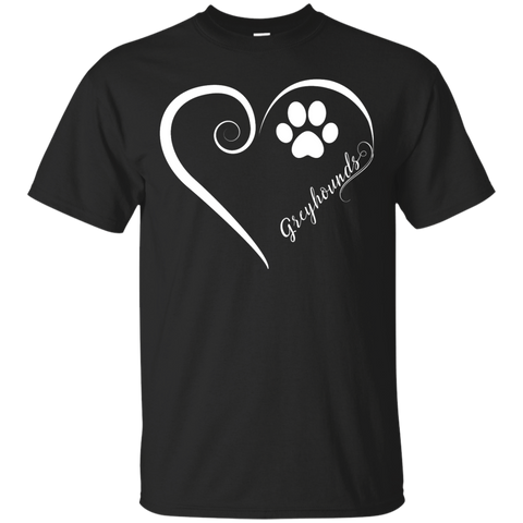 Greyhound, Always in my Heart Tee
