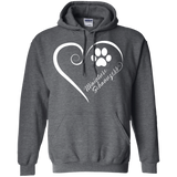 Miniature Schnauzer, Always in my Heart Hoodie