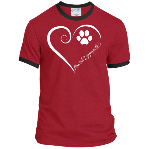 Finnish Lappund, Always in my Heart Ringer Tee