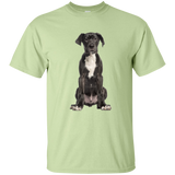 Great Dane Puppy Gildan Ultra Cotton T-Shirt