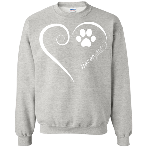 Havanese, Always in my Heart Sweatshirt