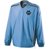 Paw Print Holloway Pullover Mesh Lined Windshirt