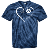 Schipperke, Always in my Heart Tie Dye Tee