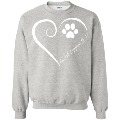 Finnish Lappund, Always in my Heart Sweatshirt