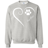 Papillon, Always in my Heart Sweatshirt