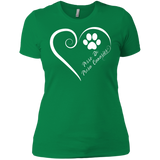 Perro De Presa Canario, Always in my Heart Ladies' Boyfriend Tee