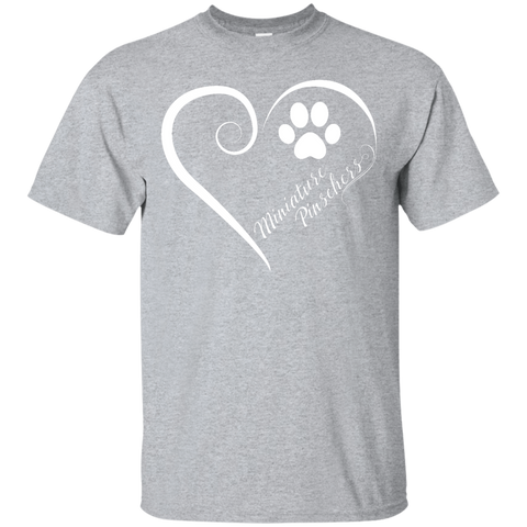 Miniature Pinschers, Always in my Heart Tee