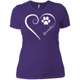Komondor, Always in my Heart Ladies' Boyfriend Tee