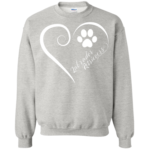 Labrador Retriever, Always in my Heart Sweatshirt