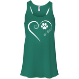 Kai Ken, Always in my Heart Flowy Racerback Tank