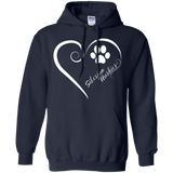 Siberian Husky, Always in my Heart Hoodie