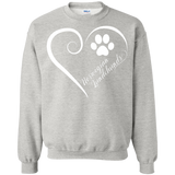 Norwegian Lundehund, Always in my Heart Sweatshirt