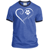 Portuguese Pointer, Always in my Heart Ringer Tee