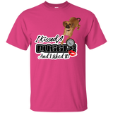 I kissed a Puggle T-Shirt