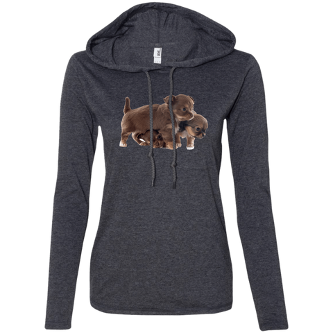 Friends Forever! Ladies T-Shirt Hoodie