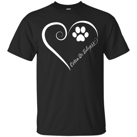 Coton De Tulear, Always in my Heart Tee