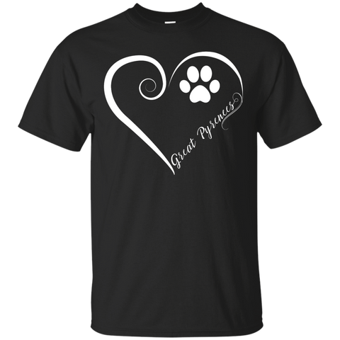 Great Pyrenees, Always in my Heart Tee