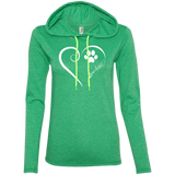Lowchen, Always in my Heart Ladies T-Shirt Hoodie
