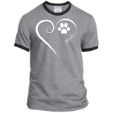 Mudi, Always in my Heart Ringer Tee