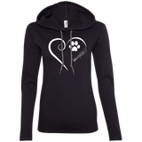 Harrier, Always in my Heart Ladies T-Shirt Hoodie