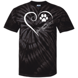 Doberman Pinscher, Always in my Heart Tie Dye T-Shirt