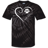 Irish Setter, Always in my Heart Tie Dye Tee