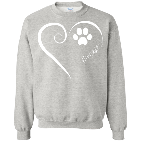 Kuvasz, Always in my Heart Sweatshirt