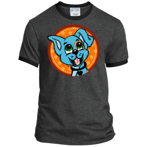 Patch Puppy Sunshine Ringer Tee