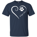 Schipperke, Always in my Heart Tee