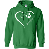 Rottweilers, Always in my Heart Hoodie