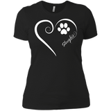 Sloughi, Always in my Heart Ladies' Boyfriend Tee