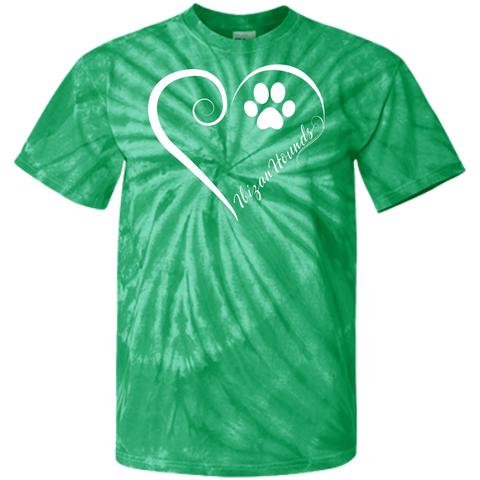 Ibizan Hound, Always in my Heart  Tie Dye Tee