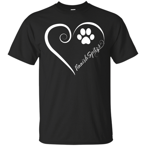 Finnish Spitz, Always in my Heart Tee