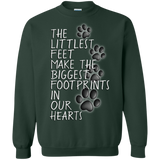 Littlest Feet Sweatshirt