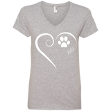 Puli, Always in my Heart Ladies V Neck Tee