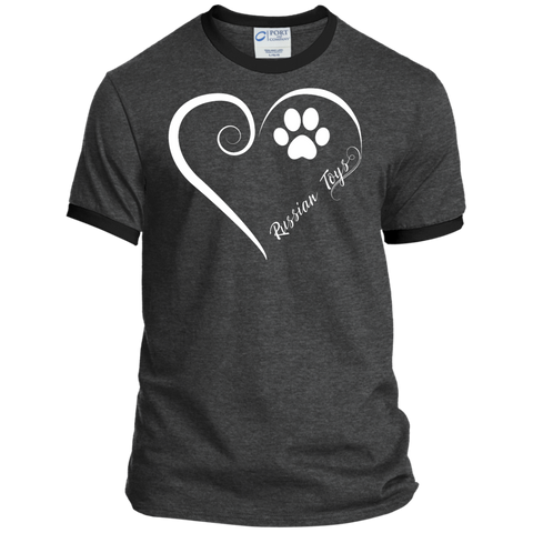 Russian Toy, Always in my Heart Ringer Tee