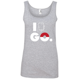 I Go Ladies Tank
