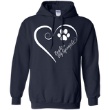 English Toy Spaniel, Always in my Heart Hoodie