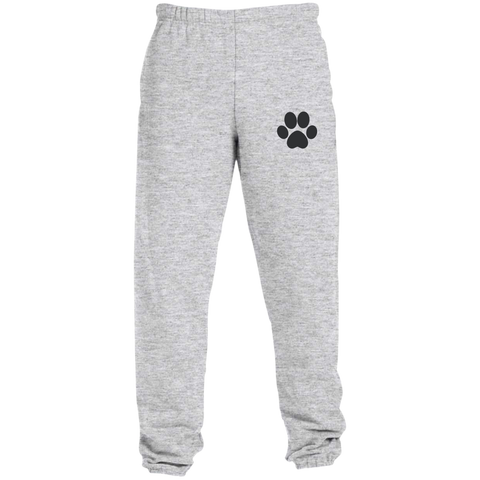 Paw Print Sweatpant with Pockets