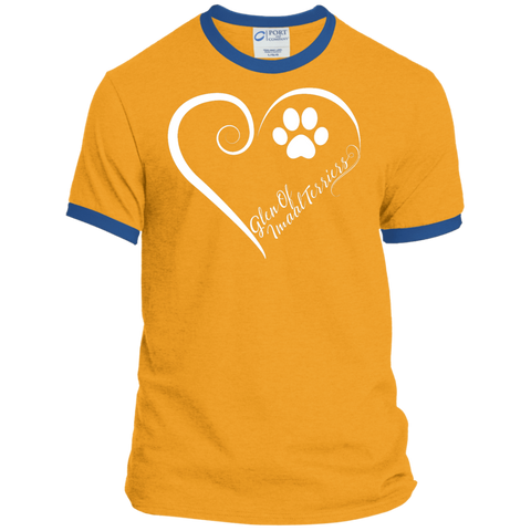 Glen Of Imaal Terrier, Always in my Heart Ringer Tee