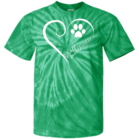 Glen Of Imaal Terrier, Always in my Heart Tie Dye T-Shirt