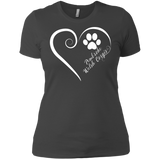 Pembroke Welsh Corgi, Always in my Heart Ladies' Boyfriend Tee