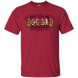 Dog Dad Extraordinaire G200 Gildan Ultra Cotton T-Shirt