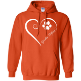 Gordon Setter, Always in my Heart Hoodie