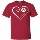 Miniature American Shepherds, Always in my Heart Tee