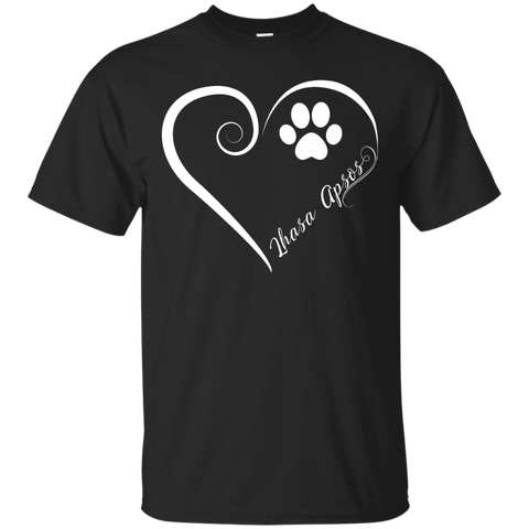 Lhasa Apso, Always in my Heart Tee
