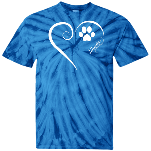Mudi, Always in my Heart Tie Dye Tee